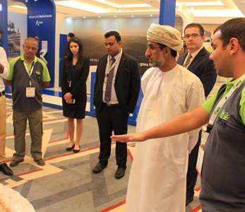 Entag Exist in Oman Waste and Environmental Services (OWES) Conference and Exhibition 2017