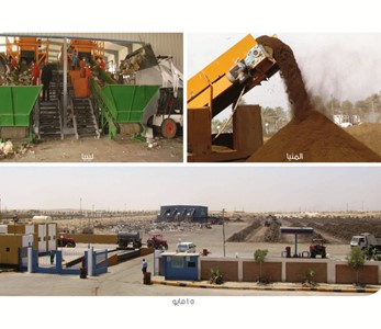 MSW Treatment and Disposal Project- Egypt- South Cairo