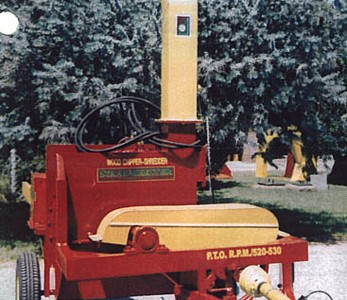 Wood Chipper S-290
